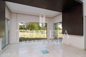 Upgraded Type 8, 5BR Villa on a Golf Course in Meadows