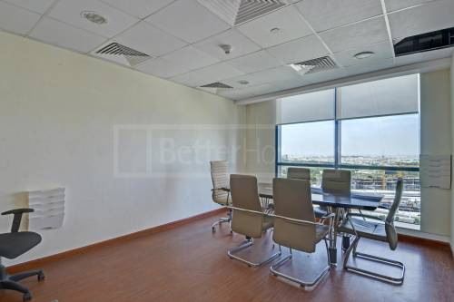 Jumeirah Bay Tower - fitted and furnished office